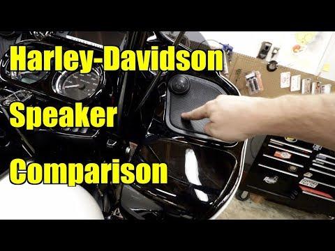 Road Glide //  STAGE 2 Speaker Install