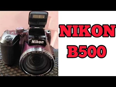 Nikon Coolpix B500 || Point & Shoot Camera unboxing  indian retail unit || IN HINDI ||