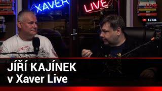 XaverLive, host: Jiří Kajínek