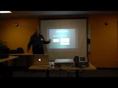 SVPerl Meetup 4-4-13 Template Toolkit
