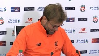 Jurgen Klopp Full Pre-Match Press Conference - Liverpool v Swansea