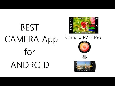 Best Camera App for Samsung Note 5 and S6. ( And Other Non-Expandable Storage Devices )