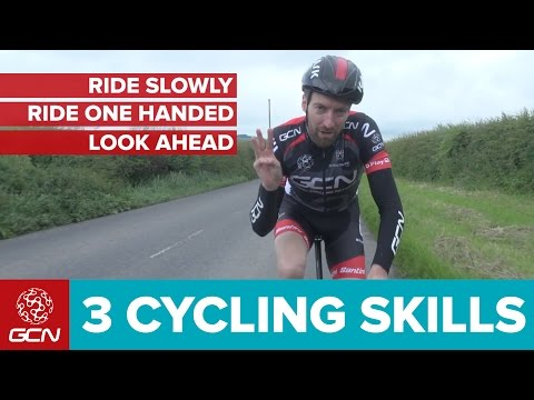 3 Basic Skills Every Cyclist Should Work On – How To Be A More Skilful Cyclist
