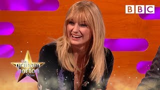 Game of Thrones' Sophie Turner live streamed her wedding! - The Graham Norton Show - BBC