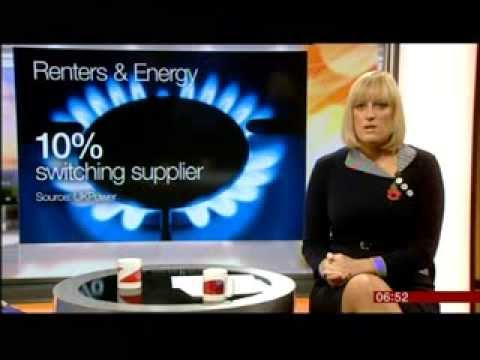 Renting - Switching energy providers
