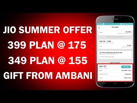 (expired)** New Jio Summer Offer !! Get 60% Discount on All Jio Plans !! New Jio Dhan Dhana