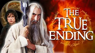 The TRUE ending to the Lord of the Rings
