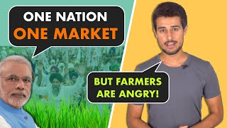 Why are Farmers Protesting?   Ordinances Explained by Dhruv Rathee
