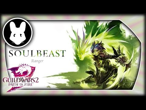 Guild Wars 2: Ranger Soulbeast - Elite Specialization for the Path of Fire expansion!