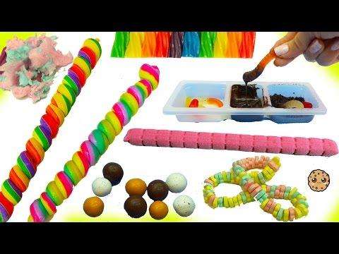 Crazy Dollar Tree Candy Haul - Crunchkins, Dirt Gummy Worms, Rainbow Lollies, Disney Chocolate
