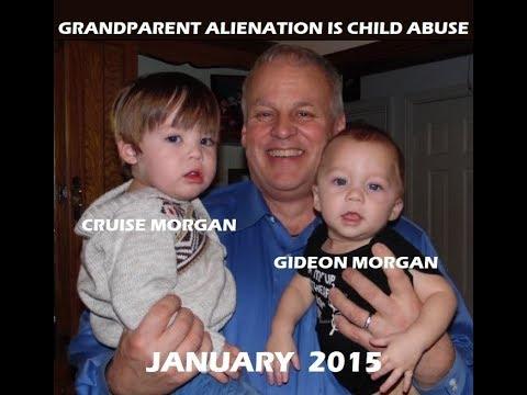 For my Grandchildren, Cruise and Gideon Morgan