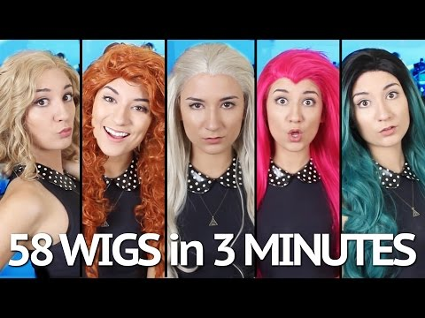 MY WIG COLLECTION! 50+