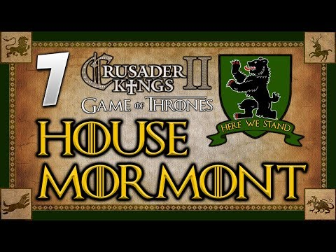 IT'S BUSINESS TIME! Game of Thrones - Seven Kingdoms Mod - Crusader Kings 2 Multiplayer #7