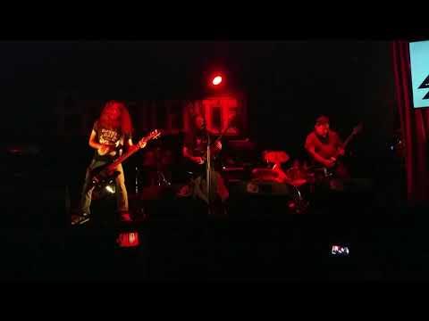 DEADLY DARK - Human Misery - Live at Cafe Iguana Monterrey, Mexico, 3-22-2018