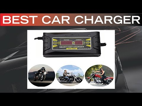 Best Car Battery Charger For Dead Battery - Best Car Battery Charger Review 2018