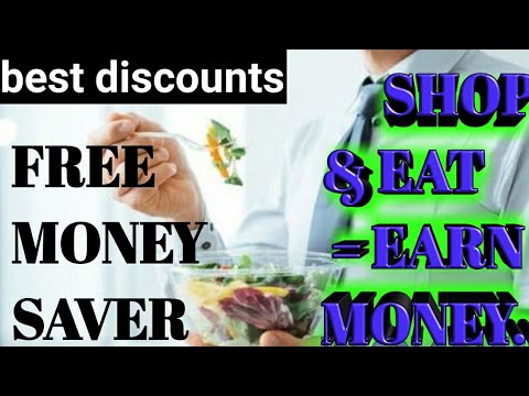 Best Deals , Discount and cashback App India | earn money by shopping and eating - Hindi - Real way