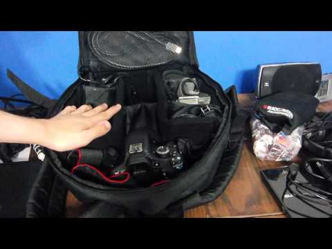 Quick Review Canon Deluxe Backpack 200eg Canon 200eg Deluxe