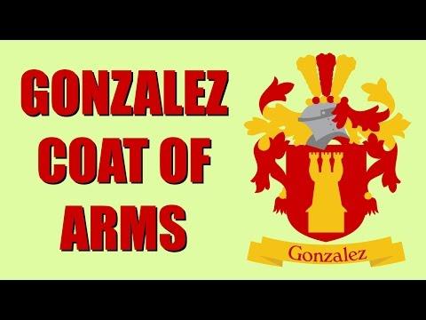 Gonzalez Coat of Arms