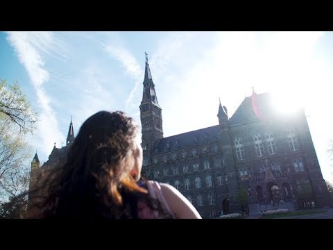 The Graduate School Experience at Georgetown