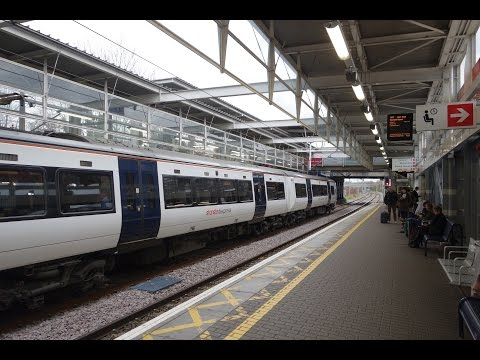 Stansted Express Tottenham Hale to Stansted Airport