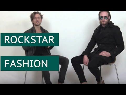 Rockstar Fashion - How To Dress Like A Rockstar