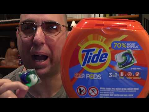 I Take The Tide Pod Challenge!