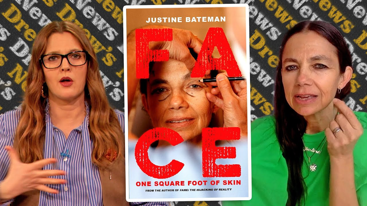 Justine Bateman Gets Real About Pressure on Women to Combat Aging   Drew's News