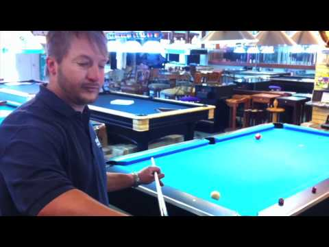 How to Draw the Ball When Jacked-Up on the Rail