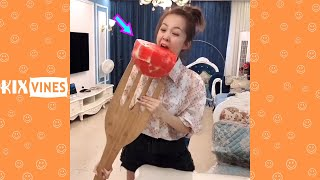 Funny videos 2020 ✦ Funny pranks try not to laugh challenge P152