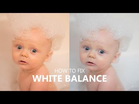 New White Balance Tool In Camera Raw CC│Video Tutorial