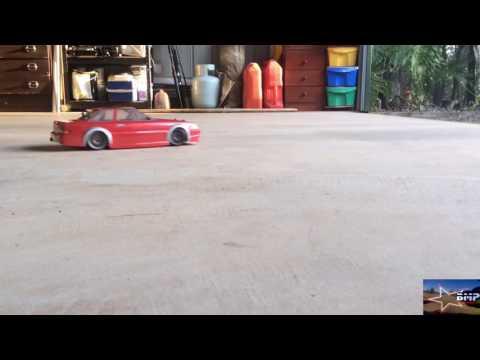 New RC car body( Toyota soarer mz10 )