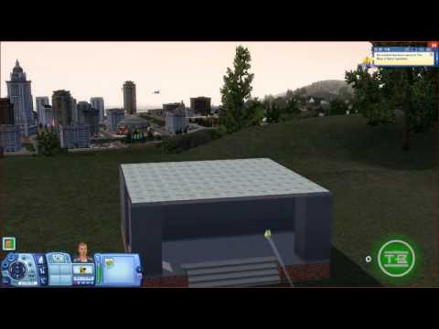 The Sims 3 Tutorial - Camera Control and Time Lapse Recording