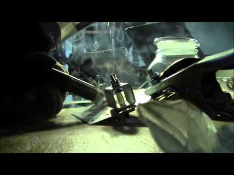 Eastwood MIG 135 practice welding fail 1