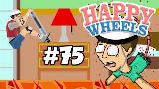 NON TOCCARE IL PAVIMENTO!! - Happy Wheels [Ep.75]