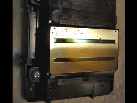 PrecisionCore MicroTFP, removing WF 3640 / 3620 - 7610 / 7620 printhead