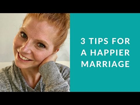 How To Have a Happy Marriage - #SSSVEDA Day 14