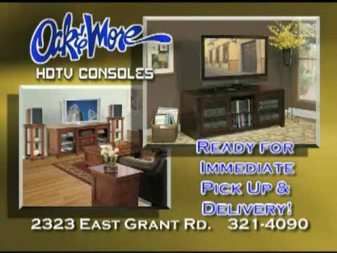 Oak and More, Tucson's furniture store!