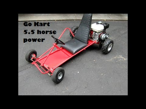 160cc 5.5 hp Honda Go Kart