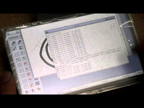 TOUCH SCREEN WITH LINUX A13-OLINUXINO