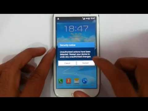 How to Disable KNOX Security on Samsung Galaxy Devices