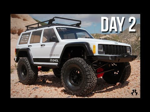 Axial SCX10 II Kit Build & Assembly - DAY 2