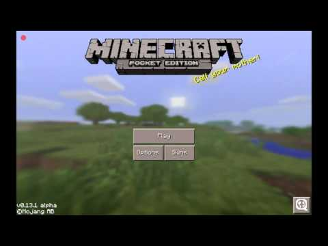 Minecraft PE - How to duplicate worlds! (Gaming)