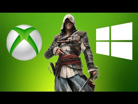 Xbox One: Assassins Creed 4 [Streamed to Windows 10]
