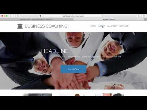 WebStarts Getting Started September 2017