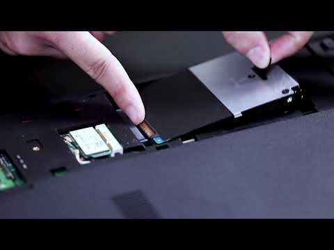 How to Install an SSD into a Laptop