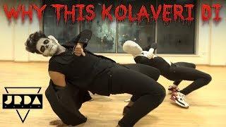 Why This Kolaveri Di  Halloween Dance Cover  Anirudh  Dhanush  Jeyaraveendran Choreography