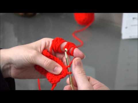 Increase & Decrease in crochet | Basic Crochet Stitches