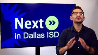 Next! in Dallas ISD: Sept. 12 edition