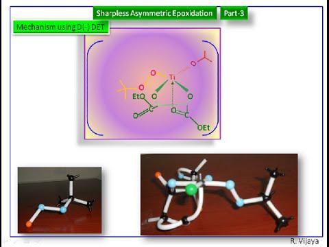 Sharpless Asymmetric Epoxidation-Part-3-Mechanism