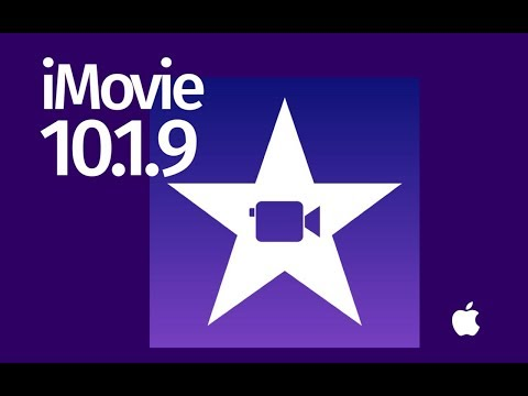 How to Update to iMovie 10.1.9 - Mac
